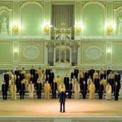 Zbor Mihail Ivanovič Glinka iz St. Peterburga