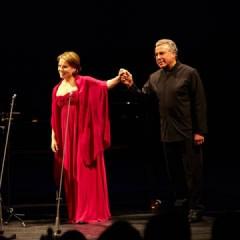 Bernarda Fink in Marcos Fink