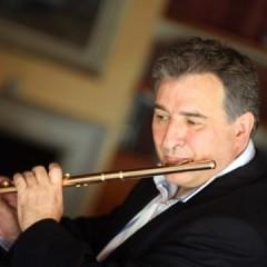Claudi Arimany, flute & Gentile String Quartet