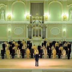 Mikhail Ivanovich Glinka Choir from St Petersburg
