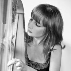 Aleksandra Verbickaja, harfa
