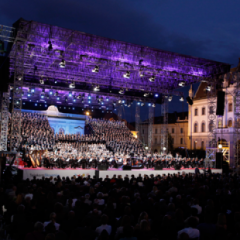 Opening of the 61st Ljubljana Festival
