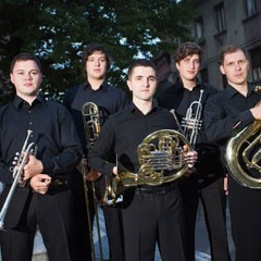 Trobilni kvintet contrast