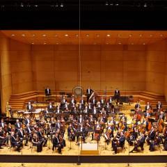 Carmina Burana-1.7. - Orkester Slovenske filharmonije; foto Janez Kotar