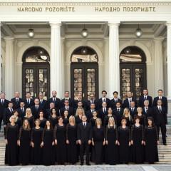 Carmina Burana-1.7. - Zbor Narodnega gledališča Sarajevo