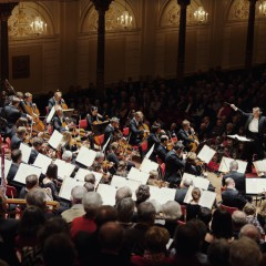 Concertgebouw - 1.9. - KRALJEVI ORKESTER CONCERTGEBOUW; Jansons Anne Dokter