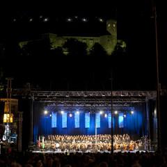 Otvoritev 61.Festivala Ljubljana; foto Miha Fras