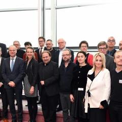Tibor Navracsics, Member of the EC participates to European Festivals Association Round Table